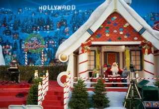 Winter Wonderland in the heart of Hollywood