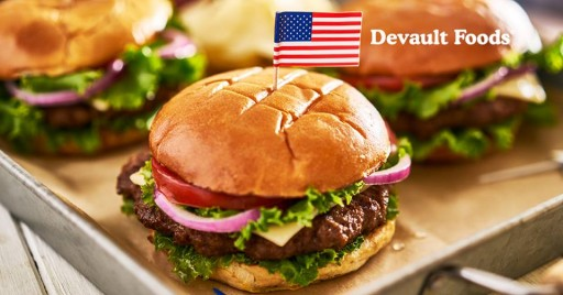 Devault Foods Docks at Ellis Island to Celebrate Heritage, Family and the Burger