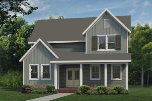 Chatham Park to Offer New Home Plans from Garman Homes' NONFICTION Brand