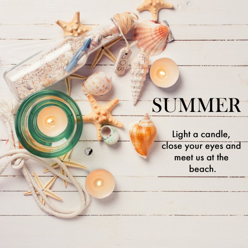 Simple Soy Candle Co Launches Three New Summer Fragrances and Adds Accessories to Natural Line