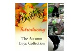 Bootlettes Autumn Days Collection