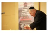 A rabbi was among the clergy remembering the victims of the Holocaust at a multifaith observance January 21, 2017, of International Holocaust Remembrance Day at the Church of Scientology Moscow.