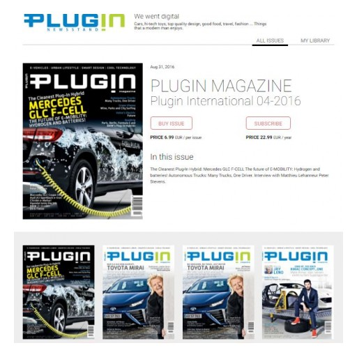 Edition Digital's Newsstand Solution Stands Out