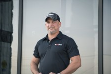 Dustin Johnson, Ram Jack Manufacturing General Manager