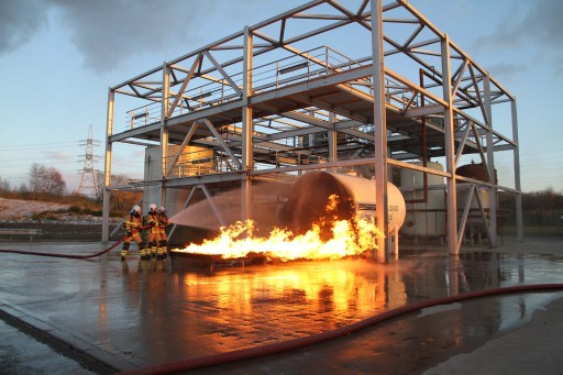 Haagen Tapped to Design and Build Fire Training Simulators for a Disaster Management and Emergency Response Training Center in Abu Dhabi
