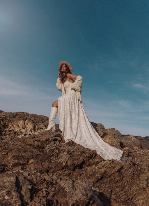 New Collection From Wedding Dress Brand All Who Wander Celebrates 'A Love So Bold'