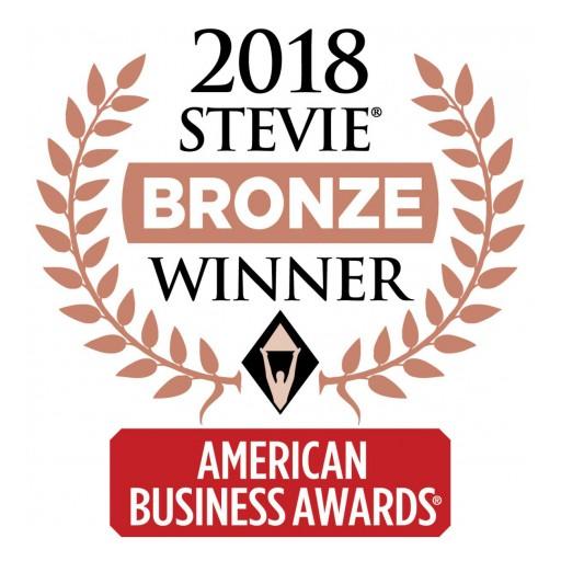iWorkGlobal Honored as Bronze Stevie® Award Winner in 2018 American Business Awards®