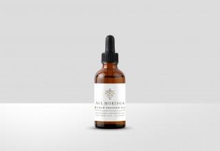 100% USDA certified organic Moringa Oleifera Cold Press Seed Oil