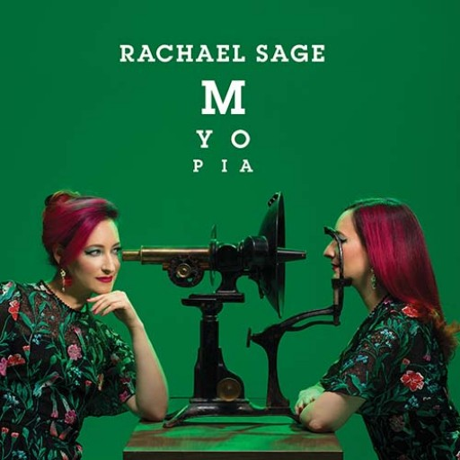 Rachael Sage Drops New Album 'Myopia', Streaming Now at Curve Magazine
