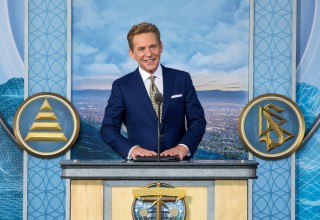 """Here, indeed, is where the 'Digital Technology' revolution can transform into a 'Spiritual Technology' evolution—and all in the name of human ingenuity, human brilliance and personal freedom."" — Mr. David Miscavige, Ecclesiastical Leader of the Scientology Religion"
