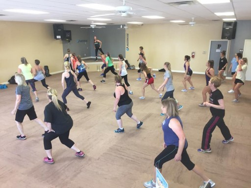 Wichita Jazzercise Clients Hooked on Greatmats Aerobic Flooring