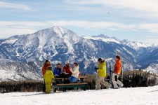 Sunlight Mountain in Glenwood Springs, Colorado