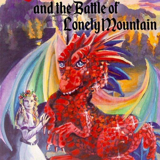 "Dragons & Princess Teach a Lesson in Karma in Award Winning Author, Valerie Pike's ""Crimson and the Battle of Lonely Mountain"""