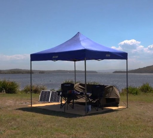 Portable Gazebo - the Smart Choice for Camping