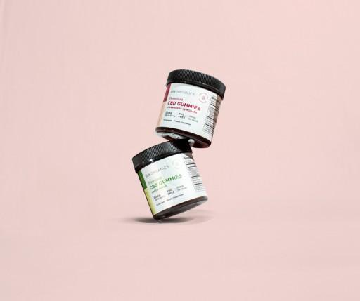 Joy Organics Introduces New and Improved CBD Gummy