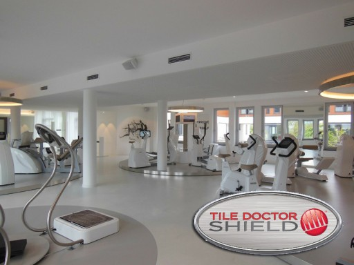 Creating a Disinfecting and Sustainability Program for Health Clubs, Gyms, and Spas in a Post-COVID-19 World With Tile Doctor Shield®