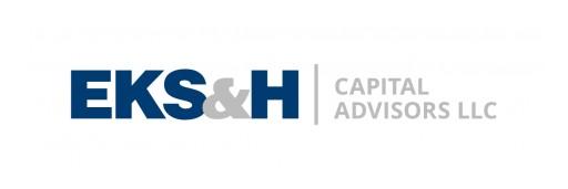 EKS&H Capital Advisors LLC Welcomes New Director