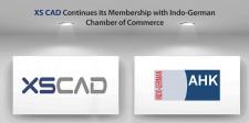 XS CAD Renews Indo-German Chamber of Commerce Membership