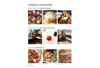 Minnesota Food Guide Instagram Influencer Picks