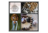 Honor the masculine tiger eye aroma chamber