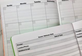 Calendar + Doctor Visits