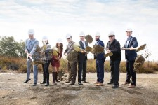 Montebello Hills by Toll Brothers Ground Breaking