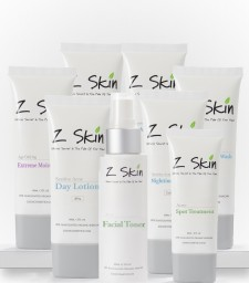 Z Skin is now available through Walmart