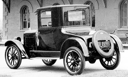 National Automobile Museum Announces Historical Thursday Talk on the  1923 'Copper-Cooled' Chevrolet. The world's rarest Chevrolet and the genius behind it