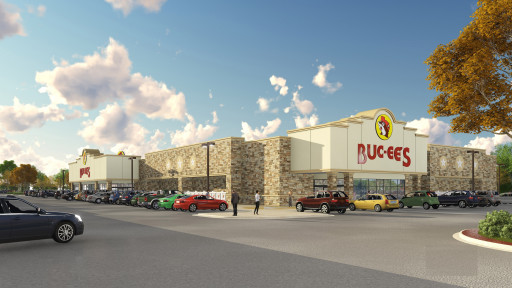 BUC-EE'S TO UNVEIL FIRST FLORIDA TRAVEL CENTER FEBRUARY 22