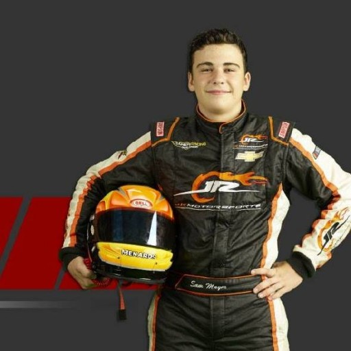 JR Motorsports Driver Sam Mayer Wins CARS Tour Most Popular Driver Award