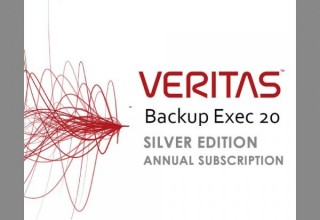 Veritas Backup Exec 20 Annual Subscription Silver Edition