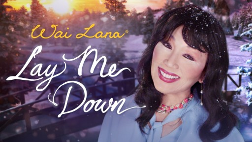 Yoga Icon Wai Lana Releases 'Lay Me Down' Music Video for Yoga Day