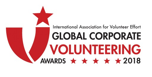 International Association for Volunteer Effort Presents the 2018 IAVE Global Corporate Volunteering Awards at the 25th IAVE World Volunteer Conference