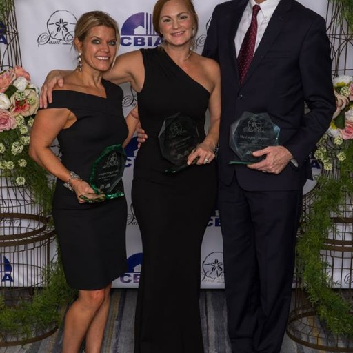 The Lutgert Companies and Premier Sotheby's International Realty  Win Three Sand Dollar Awards