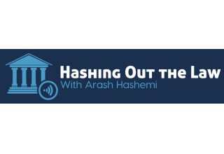Hashing Out the Law, with Arash Hashemi