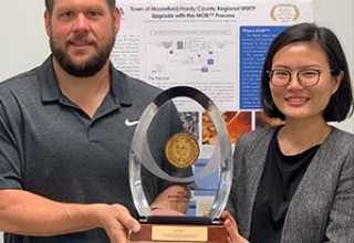 NUVODA Earns Grand Prize for Excellence in Environmental Engineering and Science