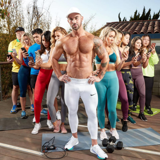 Celebrity Trainer, Dominic Anthony, Launches Dominic Effect App to Encourage Optimal Health and Body Positivity