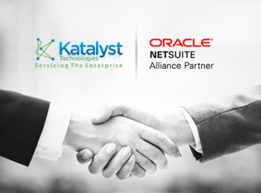 Katalyst Technologies Joins NetSuite Alliance Partner Program