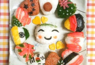 Most Creative Onigiri Award (2017)