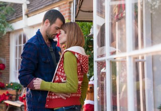 "Jill Shalvis' ""The Trouble With Mistletoe"" is coming to Passionflix this December! Subscribe Today!"