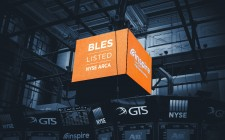 BLES on NYSE monitors