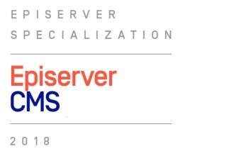 Episerver CMS Specialization