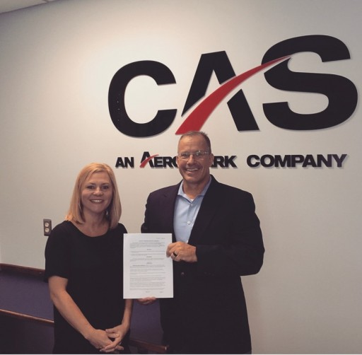 CAS Components Division Awarded a 5-Year Contract
