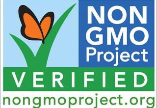 Non GMO Verification Label
