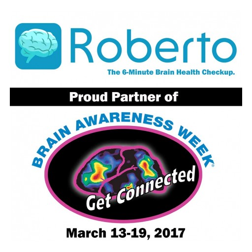 RC21X Offers Free 6-Minute Brain Checkup App During Brain Awareness Week