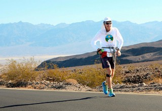 Ultramarathoner raises funds for The Way to Happiness Foundation