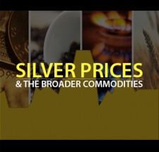 Silver prices & the broader commodities