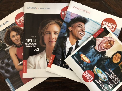 Women of Denver Magazine Celebrates 4th Issue During Quarterly Networking Party - June 9