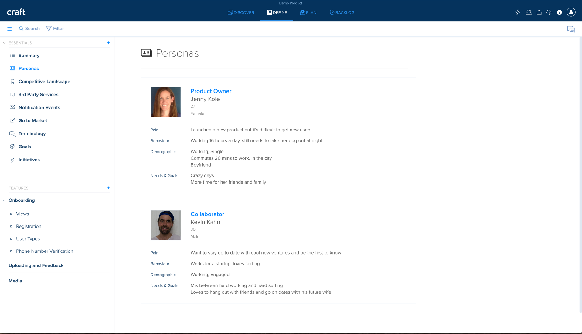User Personas In Product Management Craft Newswire