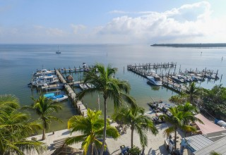 Jensen's Twin Palm Marina and Cottages for Sale on Captiva